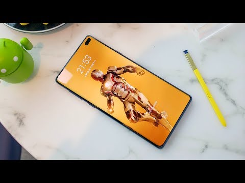Samsung Galaxy Note 10 - BIG CHANGES