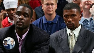 Jalen says relationship with Chris Webber will be fixed after Juwan Howard hire | Jalen & Jacoby