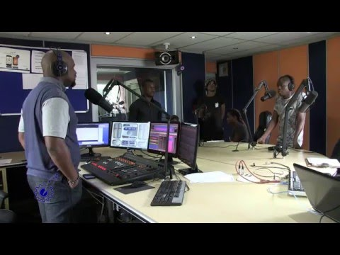 StarFM HIP HOP Havoc show - T-Gonzi responds to Stunner