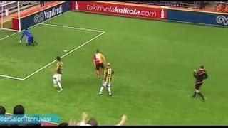 Mustafa Kocabey'in Golü | 4 Büyükler Salon Turnuvası | Galatasaray 2 - Fenerbahçe 0 | (02.01.2016)