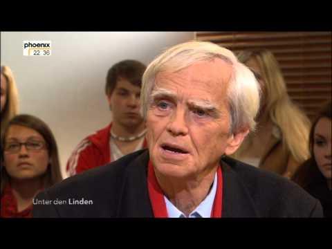 Brauchen wir eine andere Asylpolitik? - Unter den Linden vom 29.10.2012