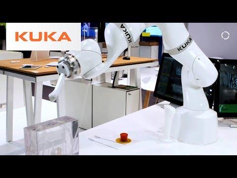 KUKA LBR Med – Robotic Needle Positioning