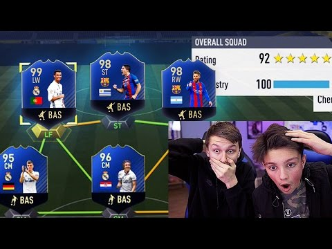 192 RATED FULL TOTY DRAFT❎🚫w/Morgz?! - FIFA 17 FUT DRAFT Challenge!