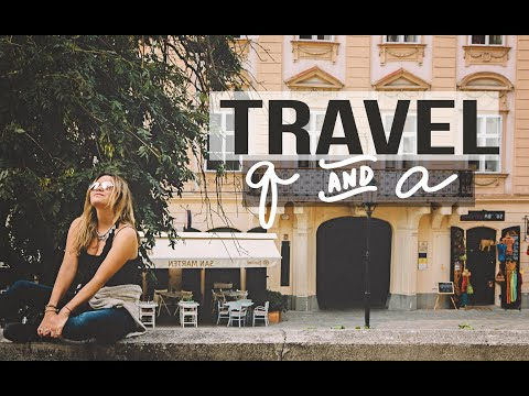 Avoiding Scams, Why I'm in Canada & More ! | TRAVEL Q&A