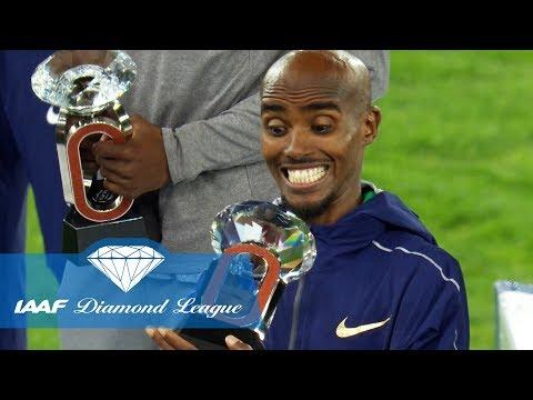 Mo Farah - Best of Mo - IAAF Diamond League