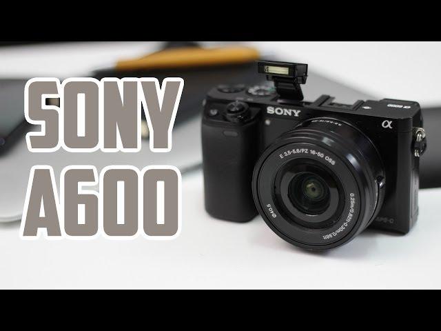 Sony A6000, review en español