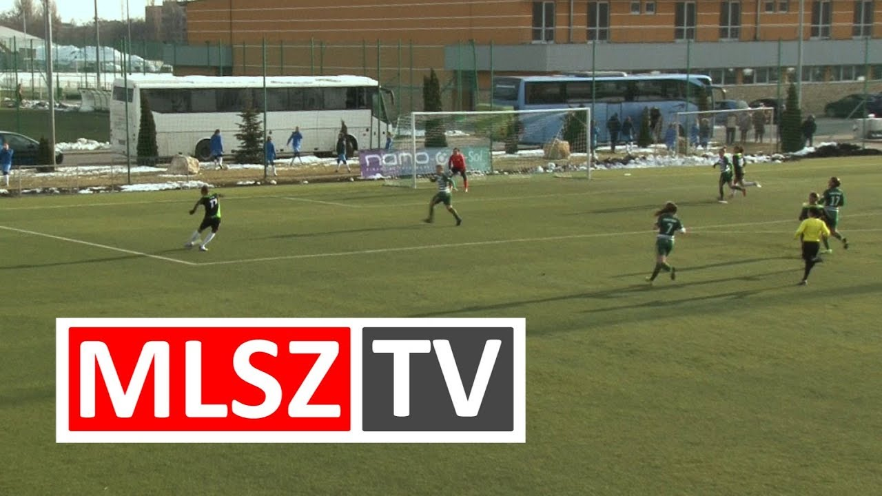 ETO FC Győr - Ferencvárosi TC | 1-2 | JET-SOL Liga | 12. forduló | MLSZTV