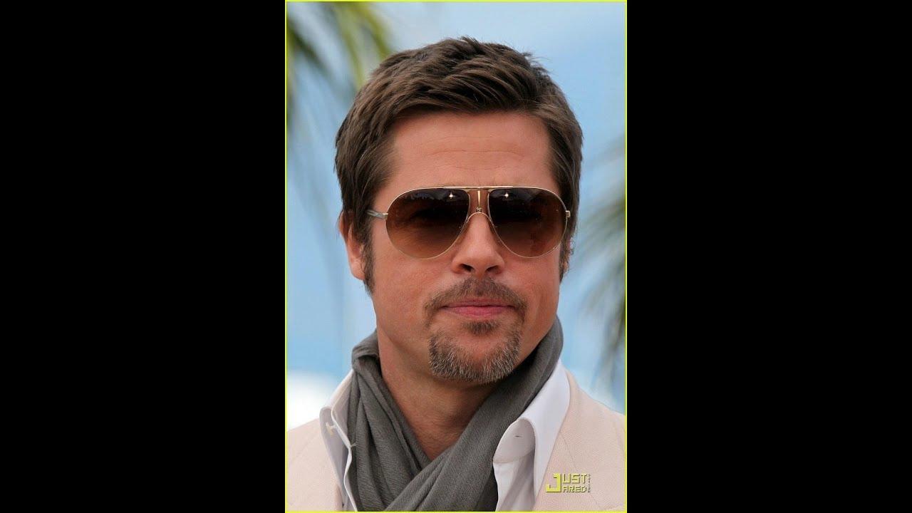 Brad Pitt Haircut  YouTube