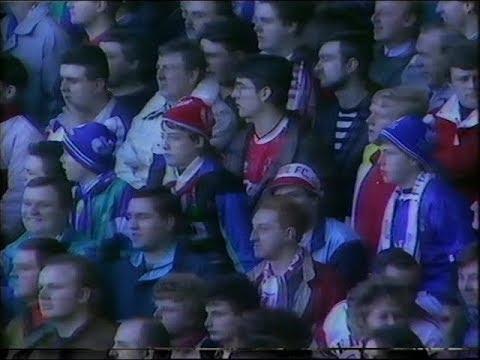 Liverpool v Everton 17/02/1991 FA Cup 5th Round