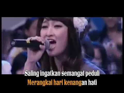 Video karaoke 7 icons Nempel di hati MY FRIEND