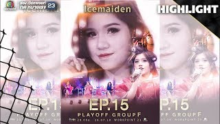Icemaiden | PLAY OFF | THE RAPPER