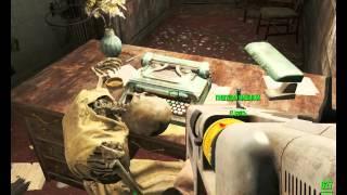 """Прохождение Fallout 4. Часть 6 """" Убийство Келлогона """""""