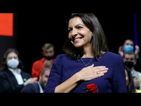 ...الانتخابات الرئاسية الفرنسية: آن هيدالغو مرشحة الحزب
