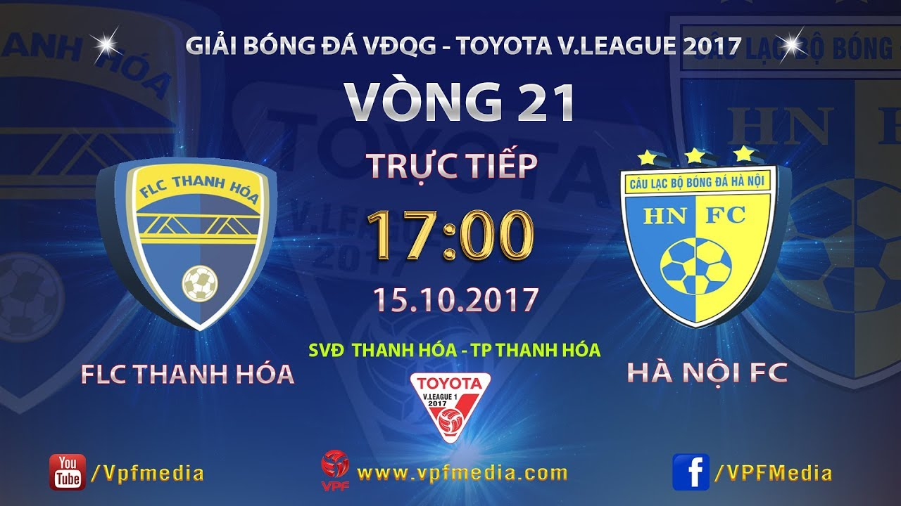 Xem lại: FLC Thanh Hóa vs Hà Nội