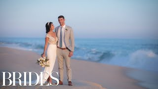 Michael Phelps and Nicole Johnson's Wedding Video of Their Destination Wedding in Mexico | Brides