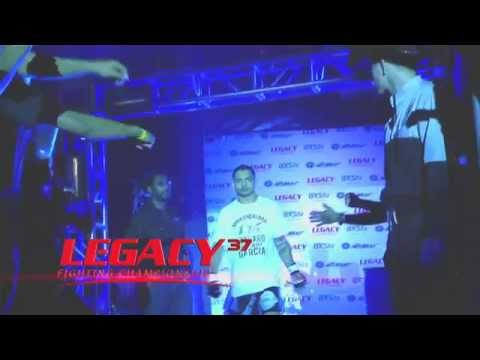 Legacy Fighting Championship 37 Garcia Vs Pineda