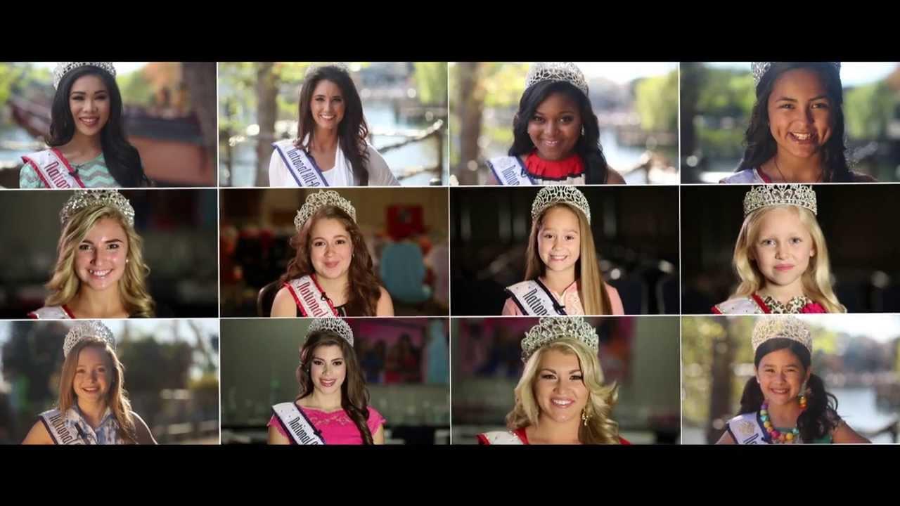 I am National American Miss - HD