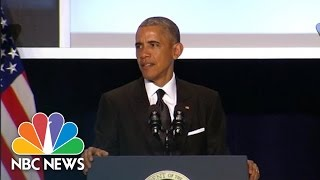 Obama's Message To Asian-Americans: Get Out And Vote | NBC News