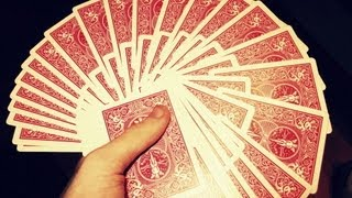 The GIANT Card Fan Flourish [HD]