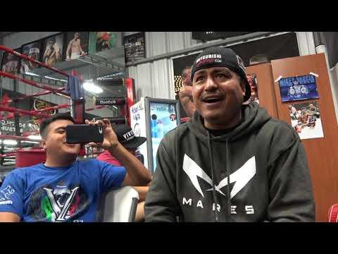 Robert Garcia Reaction To Mayweather vs Kickboxer Fallout EsNews Boxing