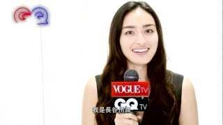 更多GQ美女都在:http://smarturl.it/8o01nr 日本超模長谷川潤替SHIBUYA...