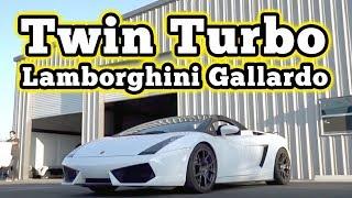 2008 Lamborghini Gallardo V10 Twin-Turbo: RCR Quickie
