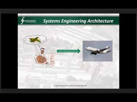 Systems Engineering Architectures with Paul White