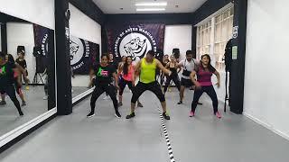 Remix salsa, cumbia sonidera, reggaetón y merengue Performance Dance Alive by Alejo Villarreal
