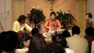 Pt. Anindo Chatterjee at East Indian Music Academy 2