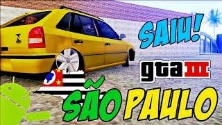 Como Baixar e Instalar Gta 3 São Paulo Brasil Modificado Para Android/Qualquer Celular Fraco