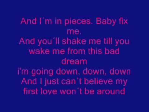 Justin Bieber - Baby (lyrics) HQ - YouTube