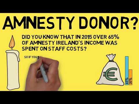Amnesty International Ireland Exposed