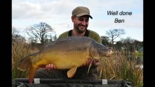 Caistor Lakes Lincolnshire Carp Fishing arthurs pool