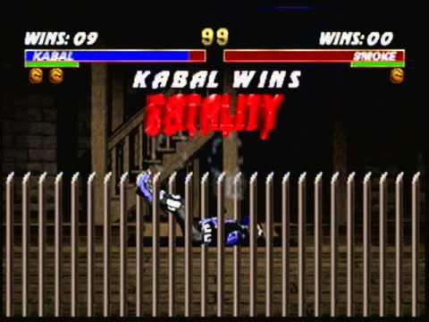 Mortal Kombat Trilogy: All Finishing Moves