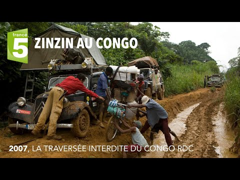 ZINZIN AU CONGO, la traversée interdite.