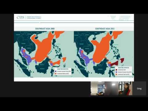 Symposium at Harvard University: Militarization of South China Sea and Its Consequences