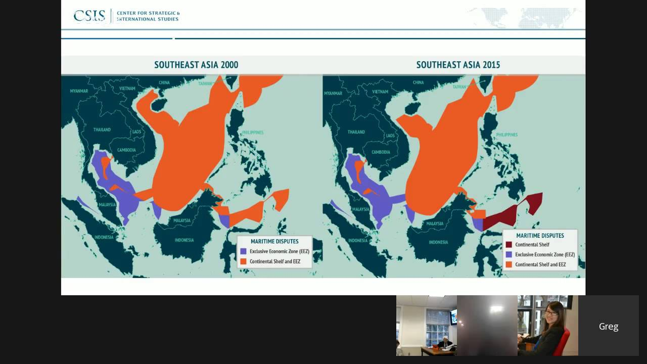 Symposium at harvard university militarization of south china sea symposium at harvard university militarization of south china sea and its consequences youtube gumiabroncs Choice Image