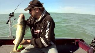 Fishing Tip - Berkley Flicker Rigs & GULP! Crawlers S10E05 RD