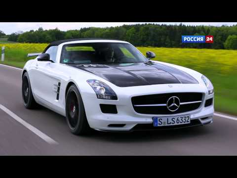 Mercedes-Benz SLS AMG GT Final Edition // АвтоВести 161