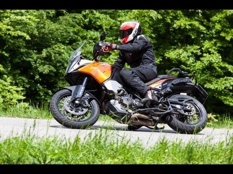 Reiseenduro Vergleich | KTM 1190 Adventure | 2013