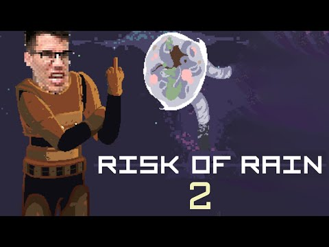 It's Raining Men - Risk of Rain 2 Gameplay |