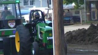 2010 DARKE COUNTY, OH POWER OF THE PAST 5,800LB V8 HOT ROD TRACTORS.mpg