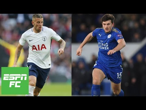 Should Manchester United sign Toby Alderweireld or Harry Maguire? [Extra Time] | ESPN FC