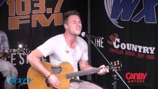 """Love and Theft - """"Whiskey on My Breath"""" LIVE from the Country Chrysler Performance Stage at WXCY"""