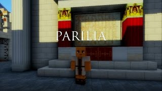 Parilia Festival - Rome's Birthday - Latin - Minecraft