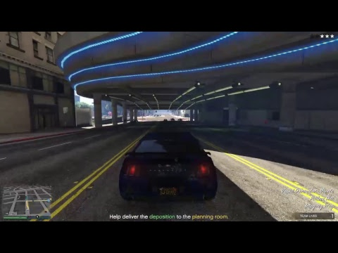 Gta 5 online prison break heist wet work