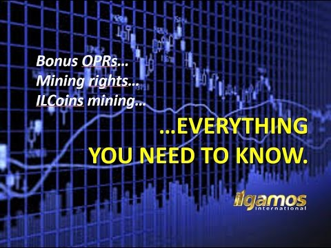 Bonus OPRs, Mining Rights and ILCoin - what to do and how