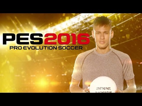 Pro Evolution Soccer 2016 - 20th Anniversary Trailer