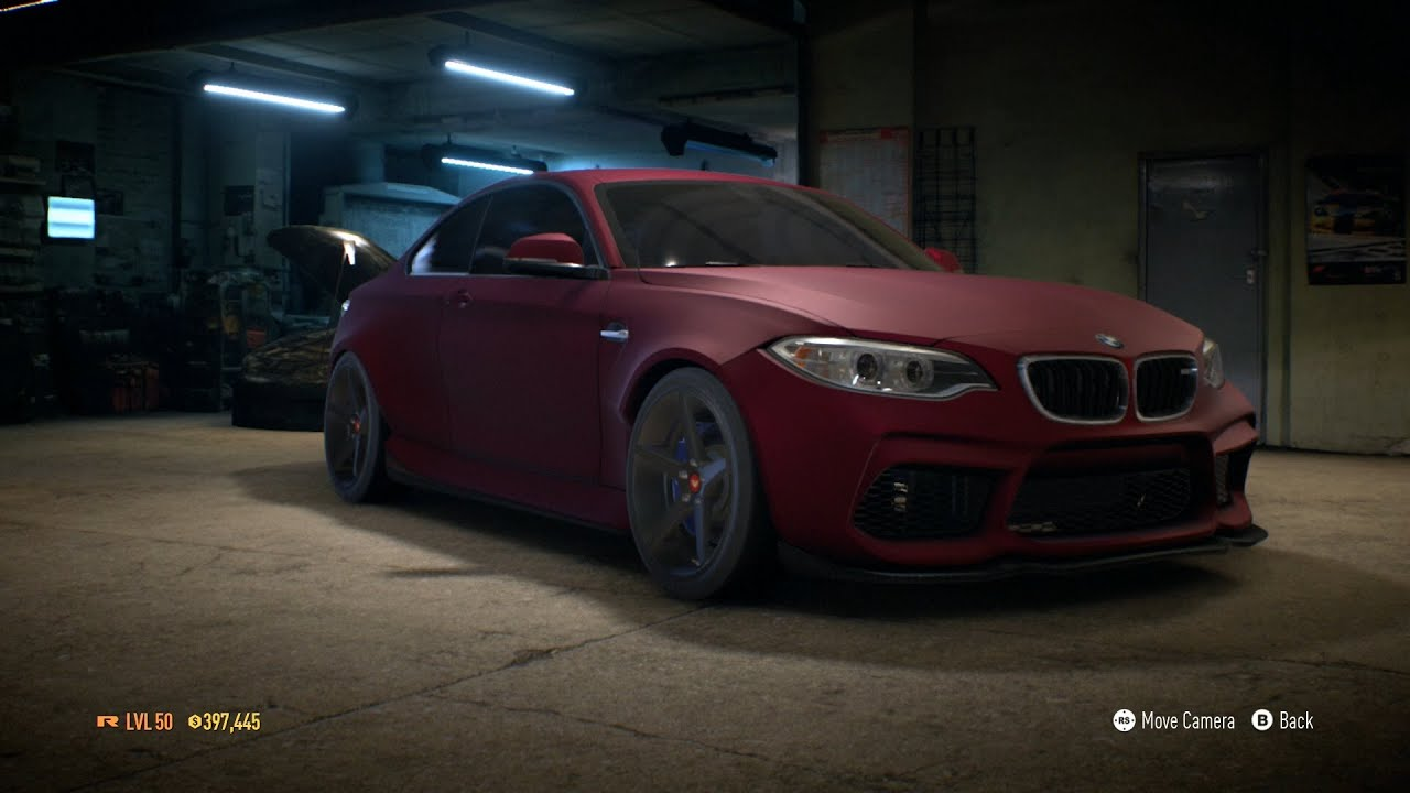 Need For Speed 2015 Car Customization 14 Bmw M2 Wide