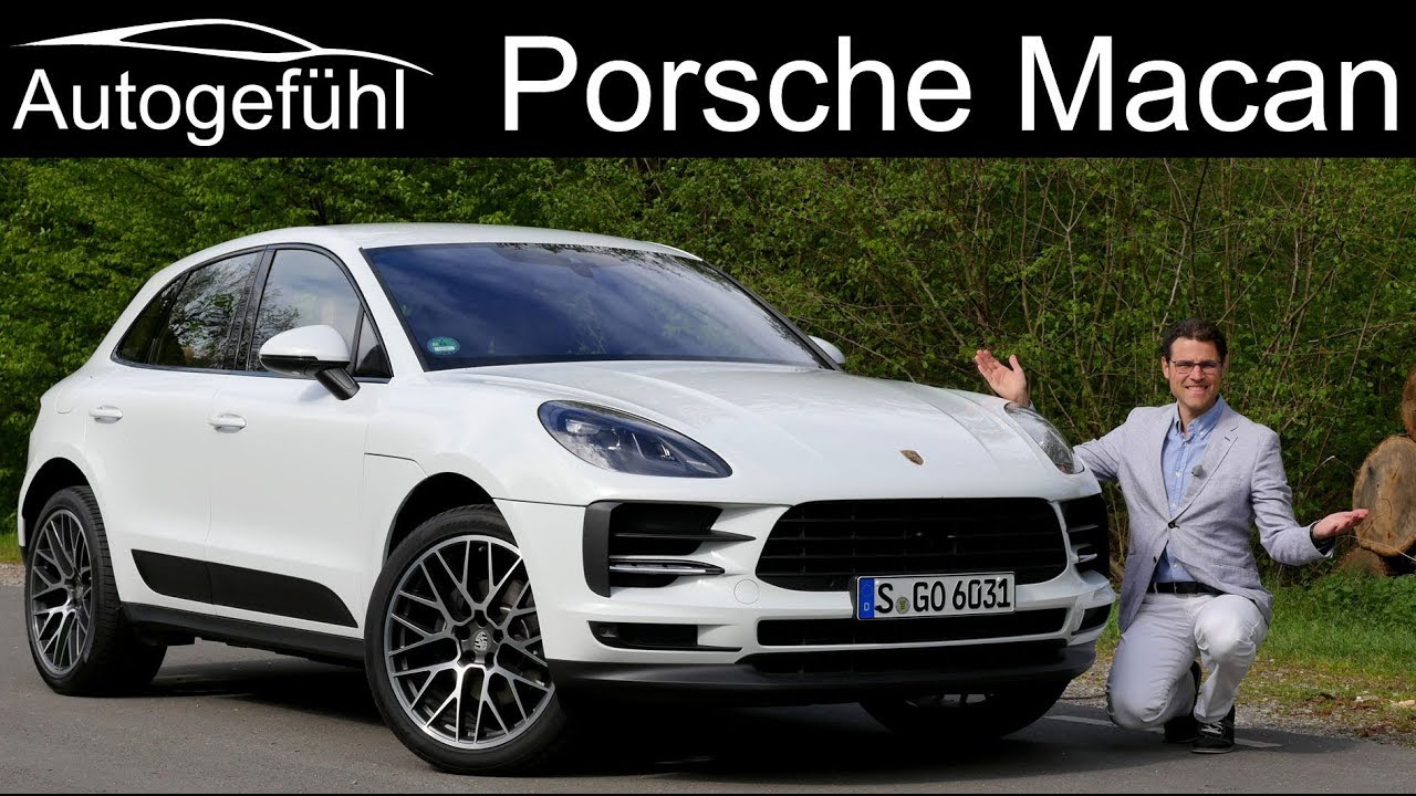 Porsche Macan Full Review Facelift 2020 This Or Macan S Autogefuhl Youtube